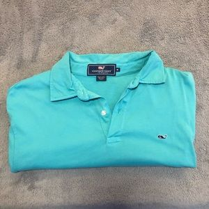 Vineyard vines men's pima cotton polo